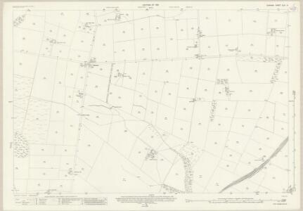 Durham XLVI.8 (includes: Marwood; Streatlam And Stainton) - 25 Inch Map