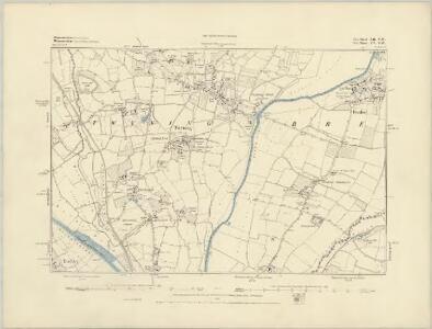 Gloucestershire XII.SE - OS Six-Inch Map