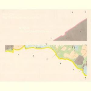 Pistin - c5785-1-001 - Kaiserpflichtexemplar der Landkarten des stabilen Katasters