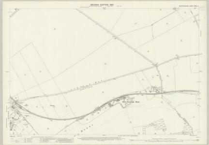 Bedfordshire XXXII.3 (includes: Caddington; Dunstable; Houghton Regis; Luton) - 25 Inch Map