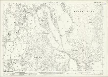 Sussex XI.9 (includes: Fernhurst; Lodsworth; Lurgashall; North Ambersham) - 25 Inch Map