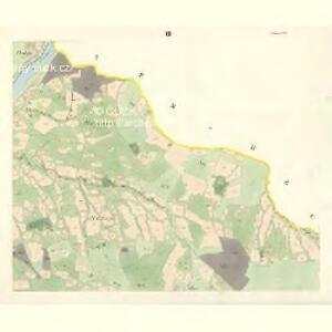 Solanetz (Solanetz) - m2815-1-003 - Kaiserpflichtexemplar der Landkarten des stabilen Katasters