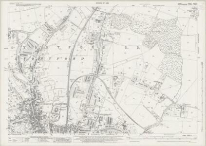 Essex (New Series 1913-) n XXXII.6 (includes: Birchanger; Bishops Stortford) - 25 Inch Map