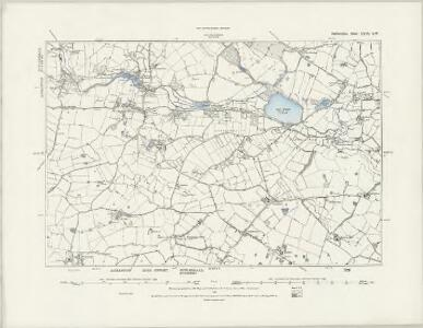 Staffordshire XXVIII.NE - OS Six-Inch Map