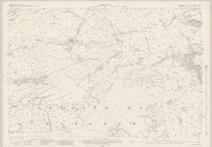 Yorkshire CC.10 (includes: Keighley) - 25 Inch Map