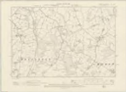 Sussex LVI.NW - OS Six-Inch Map