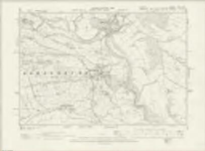 Durham XLVI.NW - OS Six-Inch Map