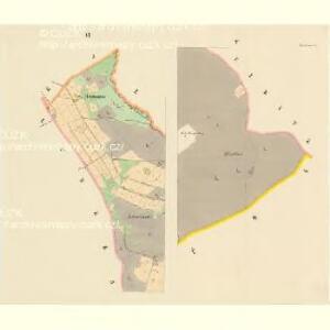 Hasel - c4128-2-004 - Kaiserpflichtexemplar der Landkarten des stabilen Katasters