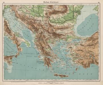 Balkan-Halbinsel