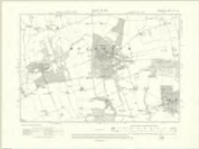 Berkshire VIII.NE - OS Six-Inch Map