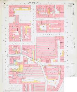 Insurance Plan of Belfast: sheet 2-1