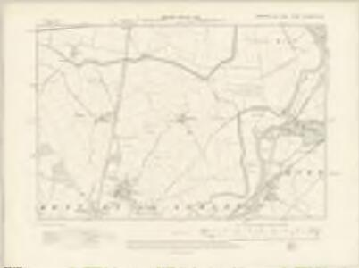 Yorkshire CCLXXVII.NW - OS Six-Inch Map
