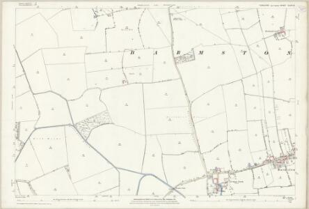 Yorkshire CLXIII.5 (includes: Barmston; Burton Agnes; Ulrome) - 25 Inch Map