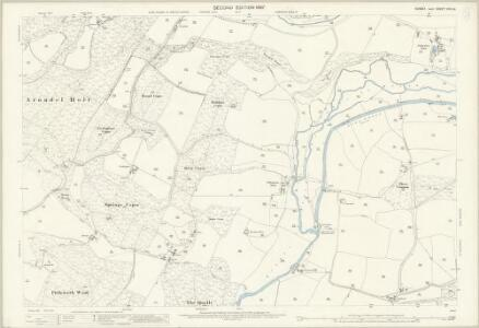 Sussex XXIII.14 (includes: Fittleworth; Pulborough; Stopham; Wisborough Green) - 25 Inch Map