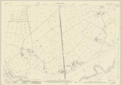 Cumberland XIV.16 (includes: Bowness) - 25 Inch Map