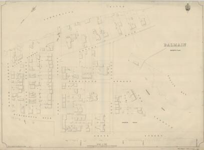 Balmain, Sheets 3 & 4, 1893