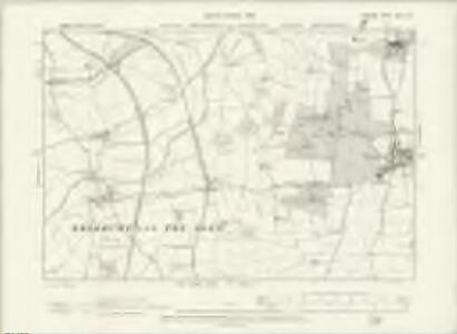 Durham XLIII.NE - OS Six-Inch Map