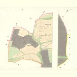 Wellechwin - c8354-1-010 - Kaiserpflichtexemplar der Landkarten des stabilen Katasters