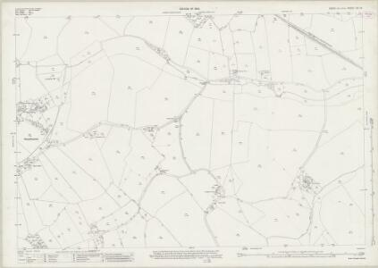 Essex (New Series 1913-) n IX.16 (includes: Great Yeldham; Stambourne; Toppesfield) - 25 Inch Map