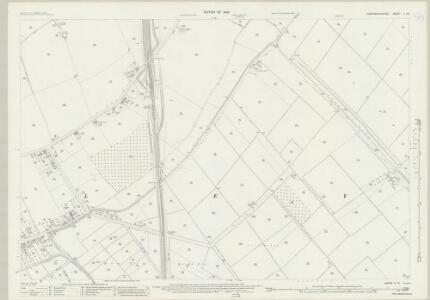 Huntingdonshire V.12 (includes: Farcet; Yaxley) - 25 Inch Map