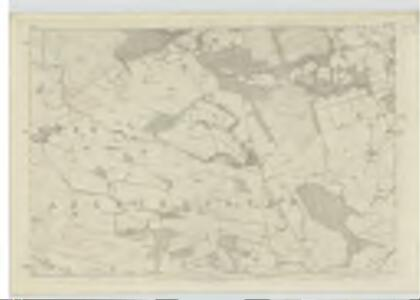 Perthshire, Sheet LXXIII - OS 6 Inch map