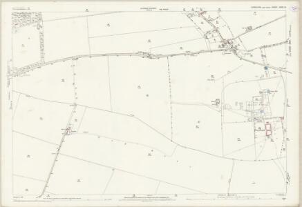 Yorkshire CXXVI.16 (includes: Kilham; Langtoft; Thwing) - 25 Inch Map