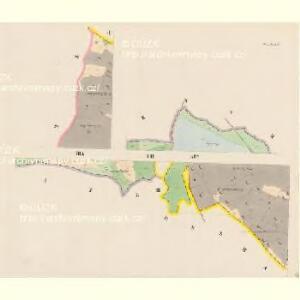 Putim - c6291-1-006 - Kaiserpflichtexemplar der Landkarten des stabilen Katasters