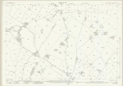 Staffordshire XXIX.7 (includes: Eccleshall) - 25 Inch Map