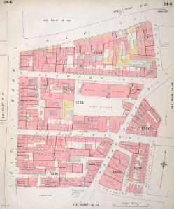 Insurance Plan of London Vol. VI: sheet 144