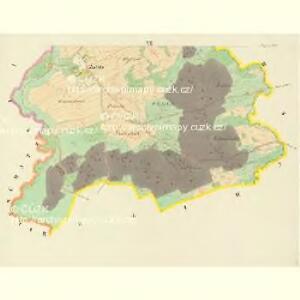 Moyney - c4811-1-006 - Kaiserpflichtexemplar der Landkarten des stabilen Katasters