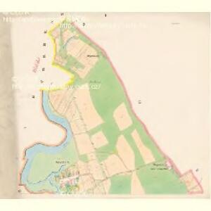 Hartowitz - c2344-1-001 - Kaiserpflichtexemplar der Landkarten des stabilen Katasters