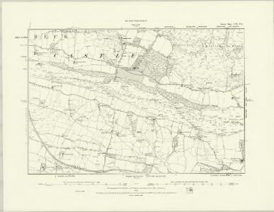 Dorset LVI.NW - OS Six-Inch Map
