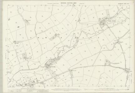 Devon XLV.4 (includes: Halberton; Tiverton) - 25 Inch Map