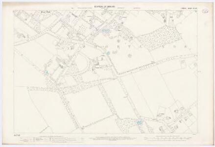 London XVI.62 - OS London Town Plan