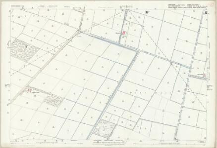 Yorkshire CCLXXXVI.6 (includes: Blaxton; Finningley; Misson; Wroot) - 25 Inch Map