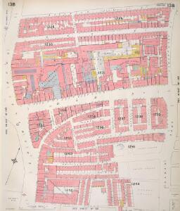 Insurance Plan of London Vol. VI: sheet 138
