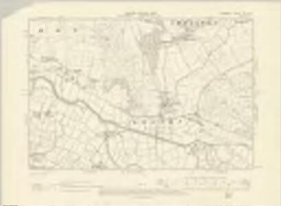 Somerset XVII.SW - OS Six-Inch Map
