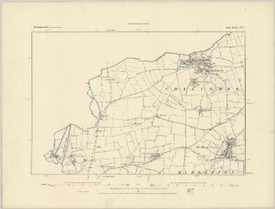 Northamptonshire LVIII.SE - OS Six-Inch Map