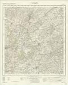Ludlow - OS One-Inch Map