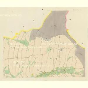 Tschenkowitz (Czenkowice) - c0848-1-002 - Kaiserpflichtexemplar der Landkarten des stabilen Katasters