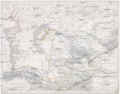 Turan oder Türkistan
