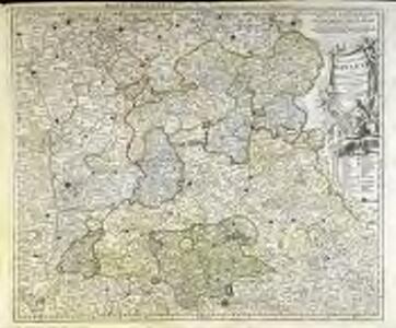 Palatinatus Bavariæ vulgo die obere Pfaltz