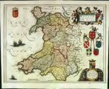 Wallia principatvs vulgo Wales