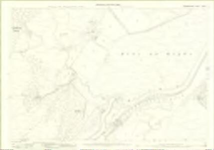 Inverness-shire - Mainland, Sheet  083.01 - 25 Inch Map