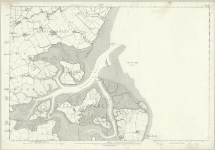 Essex XXVIII - OS Six-Inch Map