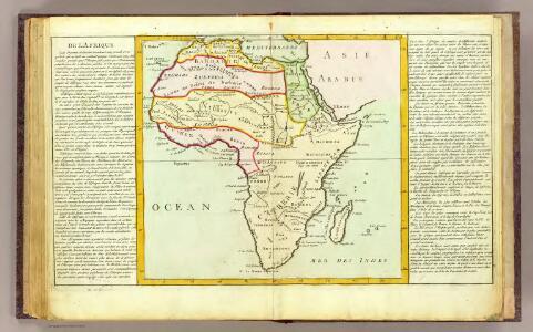 De l'Afrique.