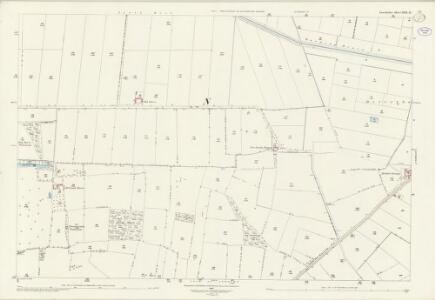 Lincolnshire XVII.12 (includes: Althorpe; Belton) - 25 Inch Map