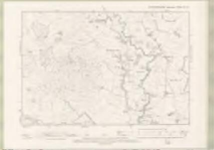 Kirkcudbrightshire Sheet XIX.SE - OS 6 Inch map