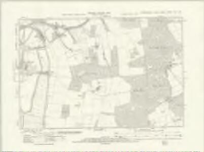Lincolnshire XIX.NW - OS Six-Inch Map
