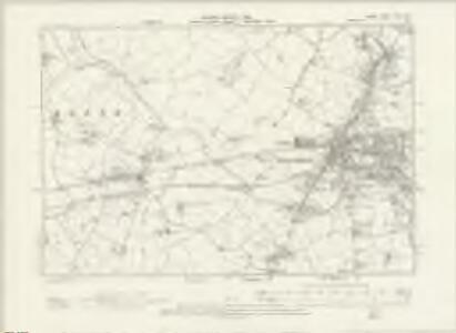 Essex XXV.SW - OS Six-Inch Map